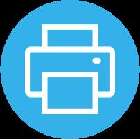 ikona fax
